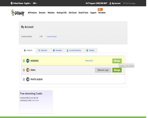 Godaddy Domain Transfer